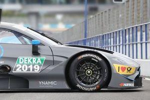 Aston Martin Vantage DTM Turbo