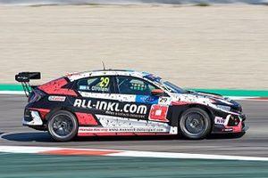 Néstor Girolami, Munnich Motorsport, Honda Civic Type R TCR