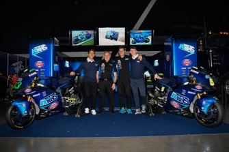 Giovanni Sandi, Franco Brugnara, Andrea Locatelli, Enea Bastianini, Italtrans Racing Team