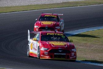 Фабиан Култхард и Скотт Маклафлин, DJR Team Penske, Ford Mustang GT