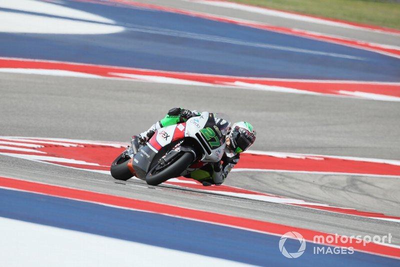 Iker Lecuona, American Racing KTM