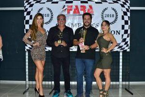 FARA MP1B Enduro Champions Anselmo Gonzalez and Lino Fayen