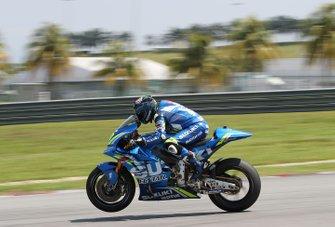 Sylvain Guintoli, Suzuki Test Team