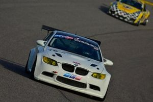 #76 MP1B BMW driven by David Tuaty and James Hamman of TLM Racing