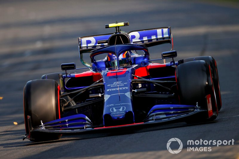 Alexander Albon - Toro Rosso: 7 puan