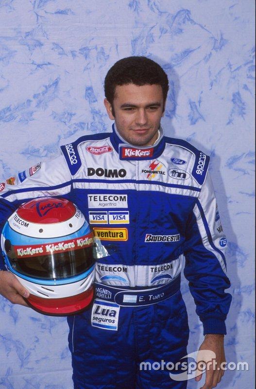 #5 Esteban Tuero, Minardi