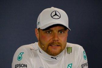 Press conference: second place Valtteri Bottas, Mercedes AMG F1