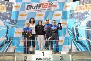 Manuela Gostner, Rahel Frey és Michelle Gatting. Kessel Racing. Ferrari 488 GTE