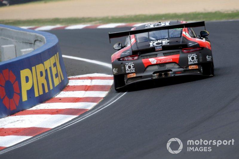 #12 Competition Motorsports / McElrea Racing Porsche 911 GT3-R: David Calvert-Jones, Kevin Estre, Jaxon Evans