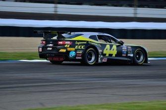 #44 TA2 Chevrolet Camaro driven by Aaron Quine of ECC Motorsports