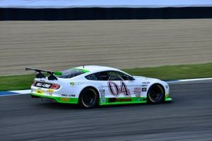 #04 TA2 Ford Mustang driven by Tim Kezman of Fall Line Motorsports