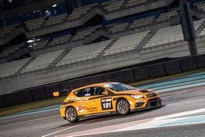 #101 Cupra TCR, Red Camel-Jordans.nl, Luc Breukers