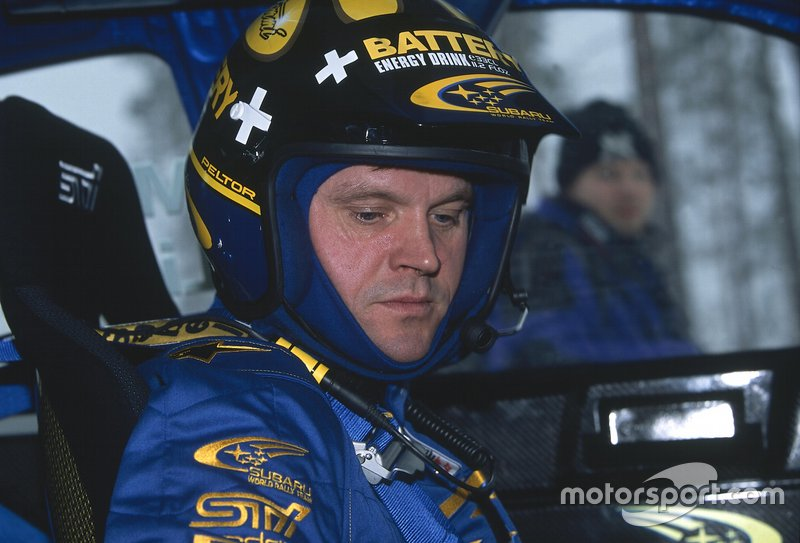 Tommi Makinen (1996, 1997, 1998 y 1999)