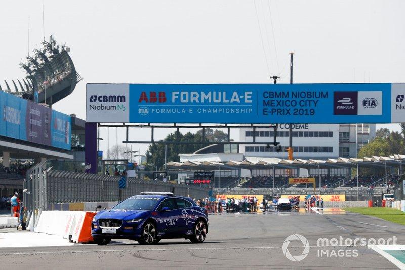 Jaguar iPace Safety Car