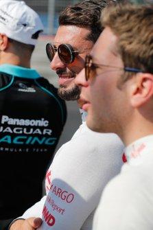 Jose Maria Lopez, GEOX Dragon Racing en Robin Frijns, Envision Virgin Racing