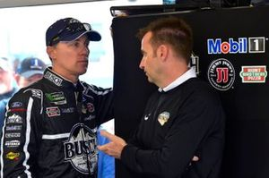 Kevin Harvick, Stewart-Haas Racing, Ford Mustang Busch Beer Car2Can