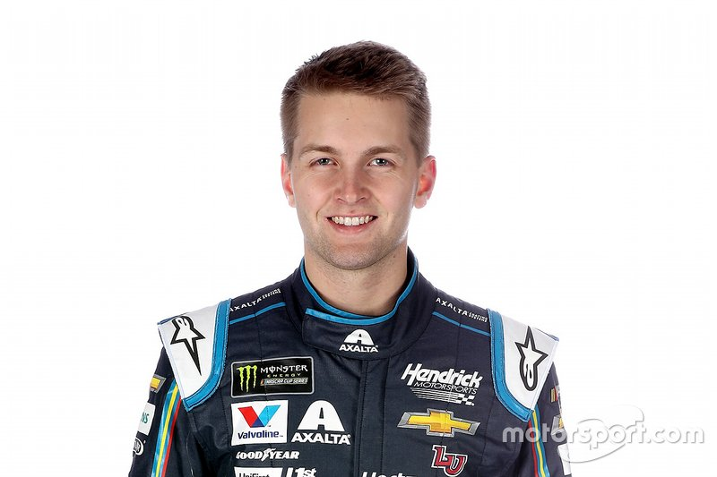 William Byron: 3001 Punkte