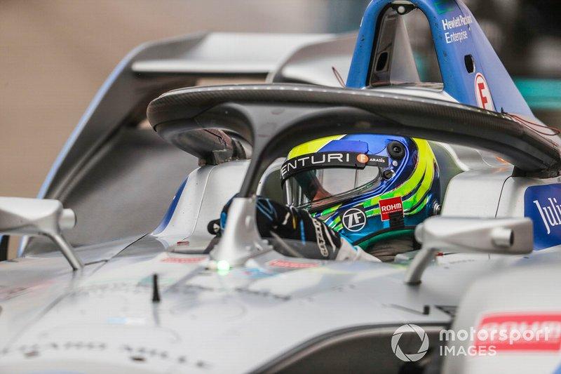 No ePrix de Hong Kong, 50º da história da F-E, Massa ficou na quinta posição