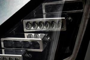 #6 Acura Team Penske Acura DPi, DPi: Juan Pablo Montoya, Dane Cameron, Simon Pagenaud, LED lights