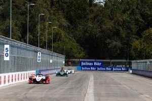 Jérôme d'Ambrosio, Mahindra Racing, M5 Electro Mitch Evans, Jaguar Racing, Jaguar I-Type 3, Tom Dillmann, NIO Formula E Team, NIO Sport 004