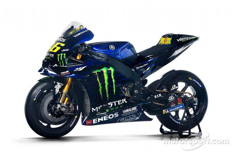 Gallery: Yamaha's 2019 MotoGP livery from all angles