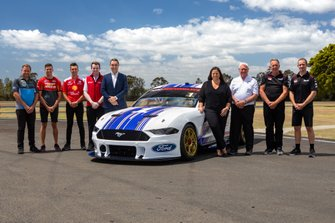 Tim Edwards, Chaz Mostert, Fabian Coulthard, Ryan Story, Sean Seamer, Kay Hart, Dick Johnson, Phil Munday, Will Davison
