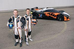 Reinhard Kofler, Patric Niederhauser, True Racing KTM X-BOW GT4