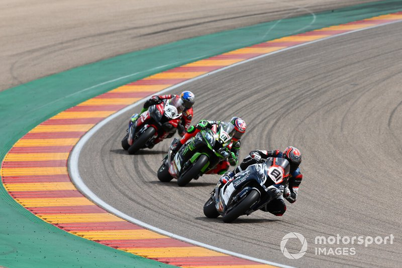 Jordi Torres, Team Pedercini, Leon Haslam, Kawasaki Racing, Kenan Sofuoglu, Kawasaki Puccetti Racing