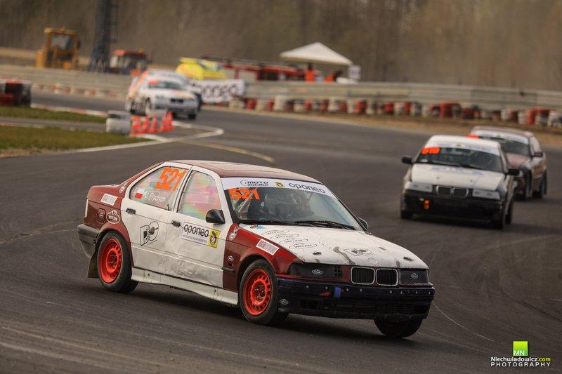 MPRC 2019, Autodrom Slomczyn, I runda