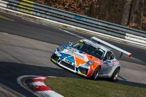 #320 Porsche 911 GT3 Cup: 'Tom', 'SMUDO', Axel Duffner