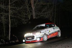 Fabio Poggio, Martina Balducchi, Suzuki SWIFT 1.0 Boosterjet R 1B, Alma Racing