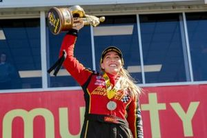 Brittany Force, Top Fuel galibi