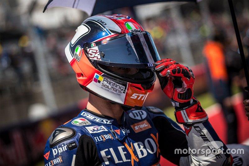 Mattia Pasini, Pons Racing