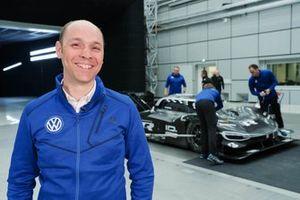 Herve Dechipré, aérodynamicien et chef ingénieur CFD, Volkswagen Motorsport