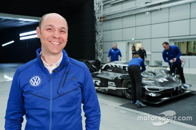 Herve Dechipré, Aerodynamic ve CFD mühendisi, Volkswagen Motorsport