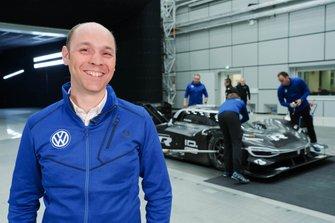 Herve Dechipré, ingeniero aerodinámico y CFD Volkswagen Motorsport