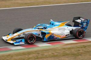 Harrison Newey, B-Max Racing with Motopark