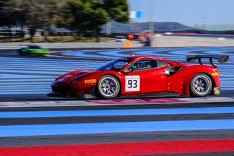 #93 Tempesta Racing ITA Ferrari 488 GT3