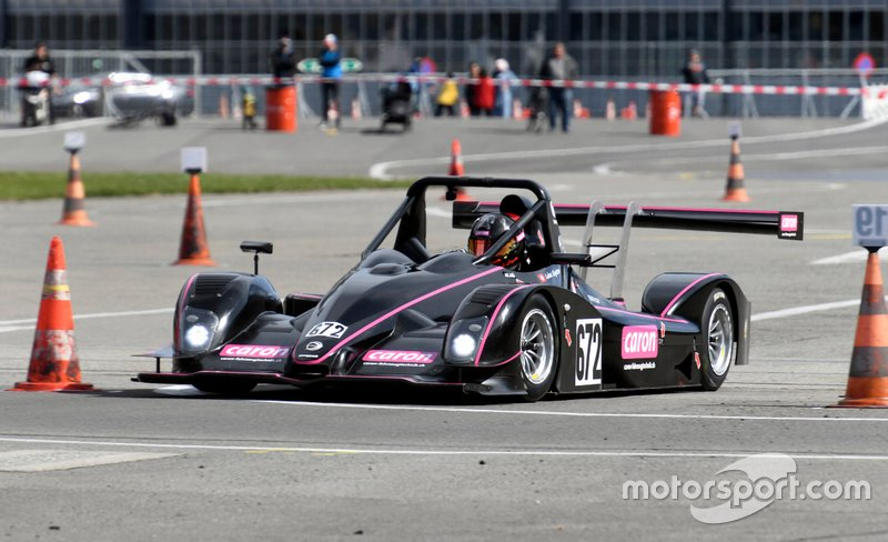 Lukas Eugster, Ligier JS53 Evo2-Caron