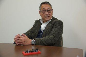 JRP 白井裕技術顧問