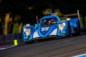 #25 Algarve Pro Racing Oreca 07 Gibson: Mark Patterson, John Falb, Andrea Pizzitola