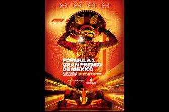 Poster GP de México 2019