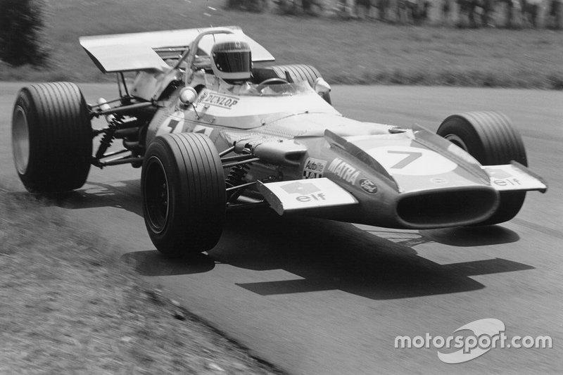 Jackie Stewart , Matra Cosworth MS84