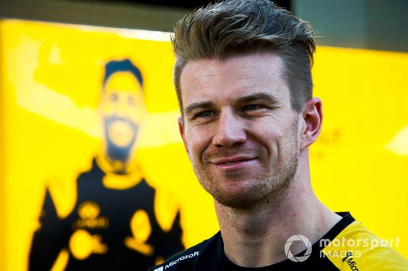 Nico Hülkenberg is recordhouder met de meeste F1-starts zonder dat hij ooit op het podium stond, maar wie staat tweede op die lijst?