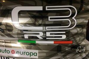 Dettaglio della Citroen C3 R5 di Eleonora Mori e Luca Rossetti, Citroen Italia