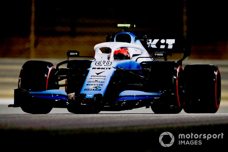 Robert Kubica - Williams Racing: 7 puan