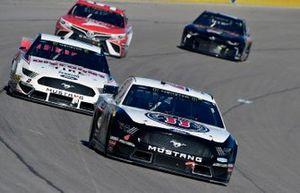 Brad Keselowski, Team Penske, Ford Mustang Discount Tire, Kevin Harvick, Stewart-Haas Racing, Ford Mustang Jimmy John's