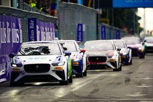 Sérgio Jimenez, Jaguar Brazil Racing, Bryan Sellers, Rahal Letterman Lanigan Racing, Simon Evans, Team Asia New Zealand
