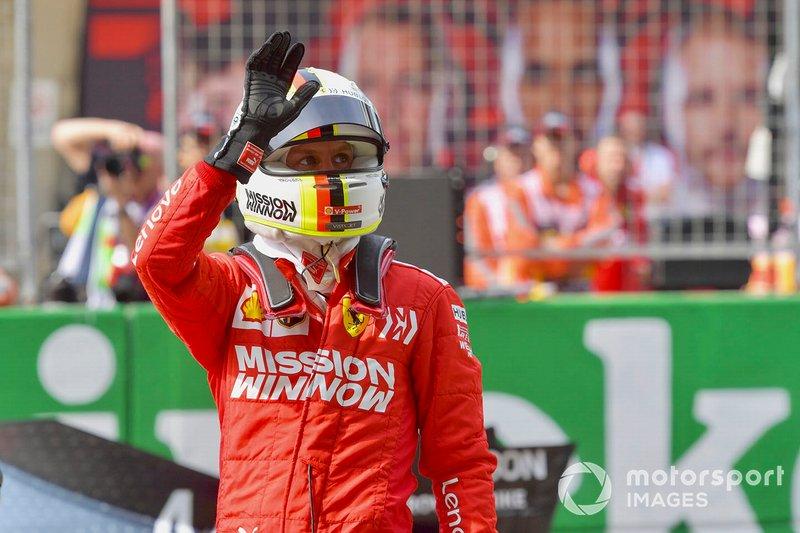 Sebastian Vettel, Ferrari,