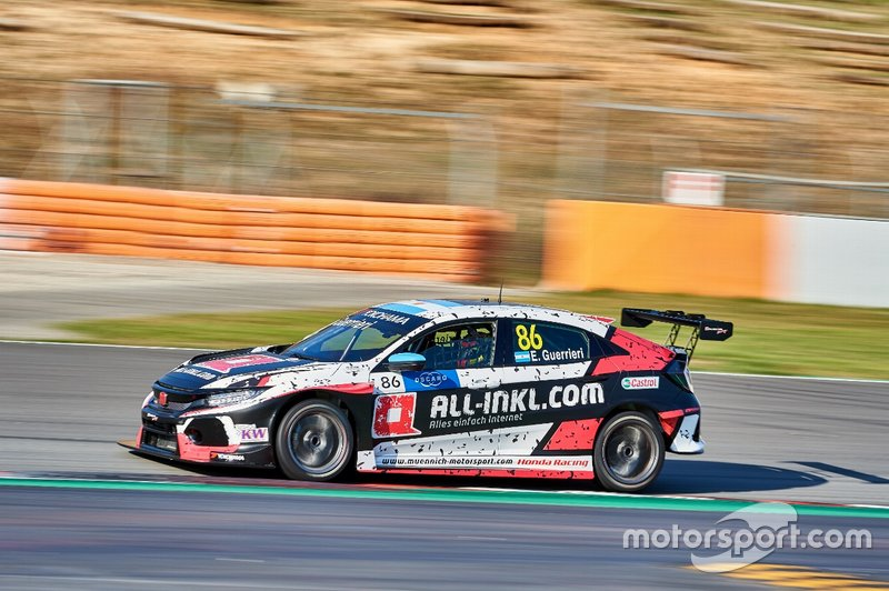 Esteban Guerrieri, Munnich Motorsport, Honda Civic Type R TCR